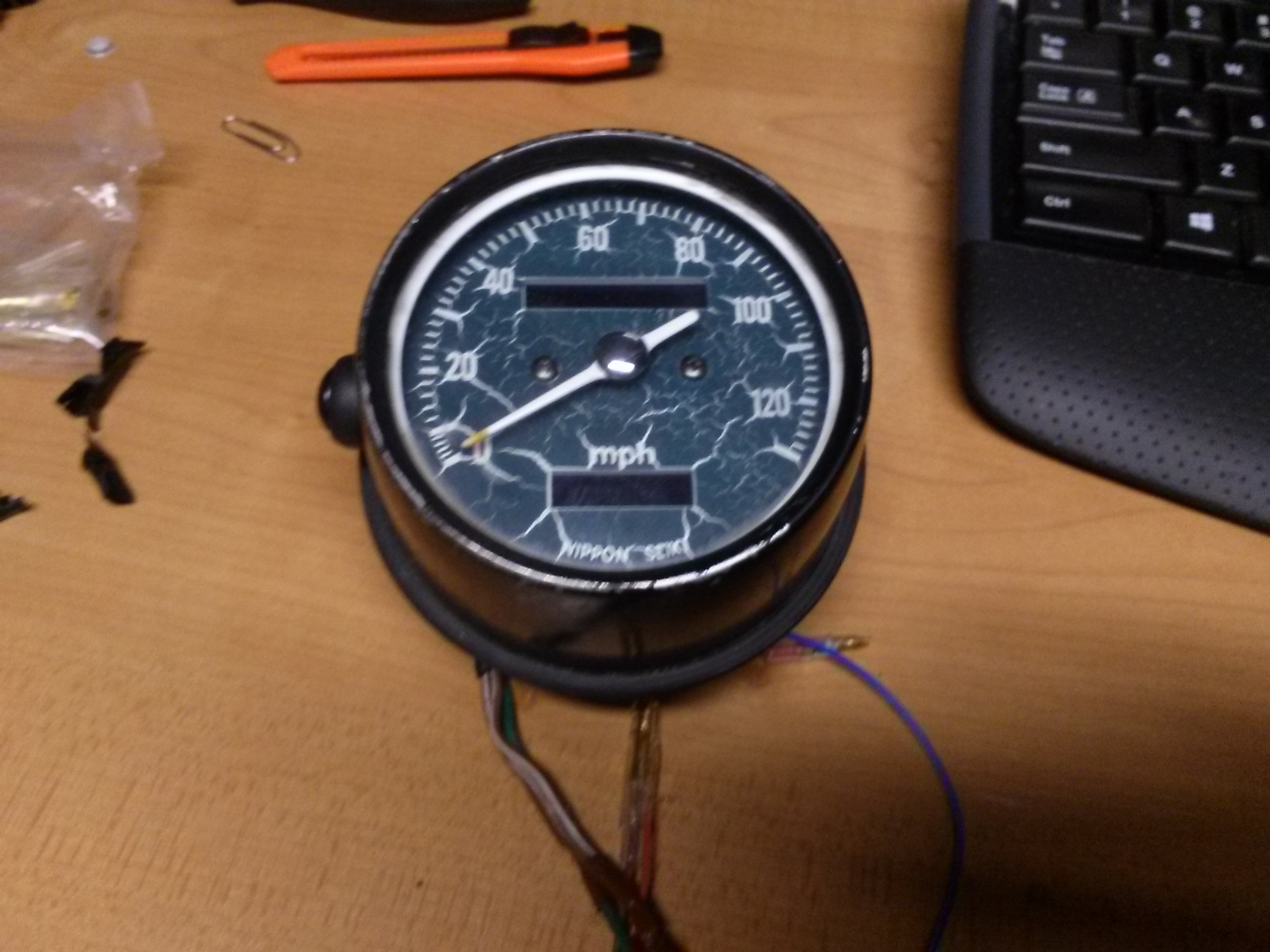 Enmosys Electric Speedometer Hall Effect The Fully Repackaged Electronic